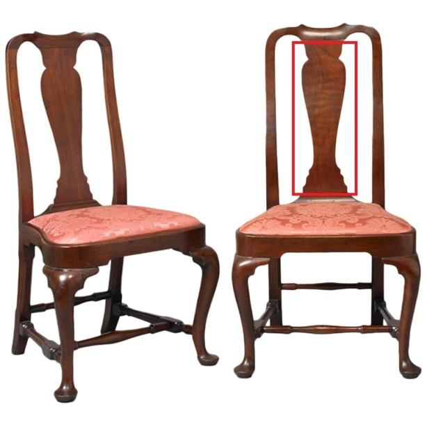 queen anne furniture characteristics