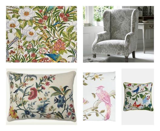 Popular fabric patterns hottest trends l 39 essenziale for Garden of eden xml design pattern